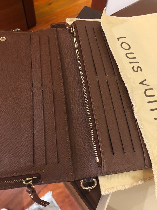 Cartera Louis Vuitton original