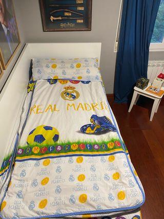 Saco Polar Real Madrid