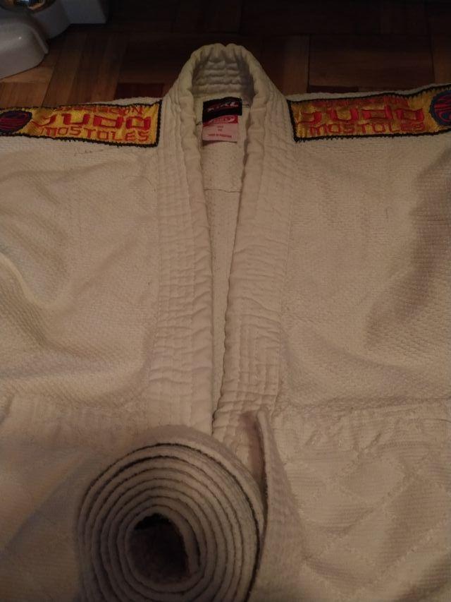 kimono judo mostoles
