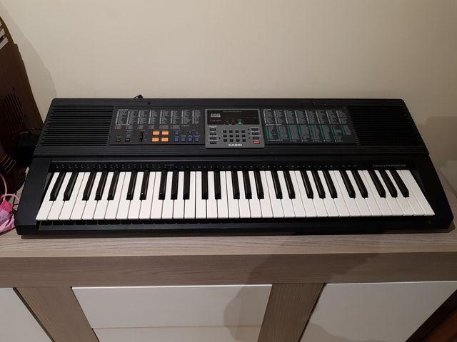 piano organo electronico casio ctk-650