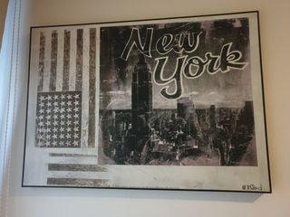 Cuadro NewYork