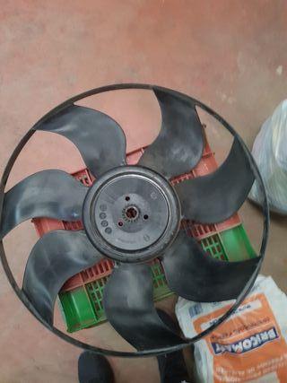 ventilador mercedes clk w209