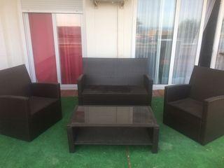 Pack muebles de jardin o exterior