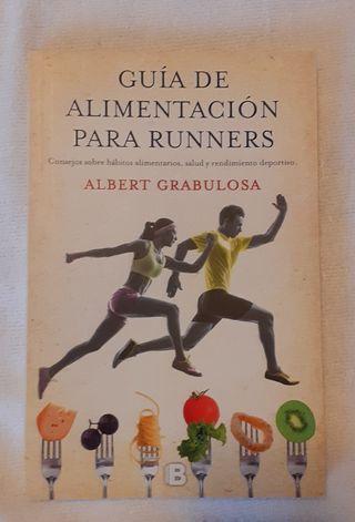 Guía de alimentación para runners. Nuevo.