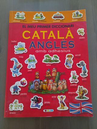 Inglés.Diccionari català-anglès
