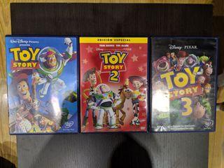 Trilogía Toy Story