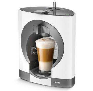 Cafetera Dolce gusto Nestlé Krups blanca