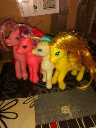 my little Pony ojos diamante 96/97