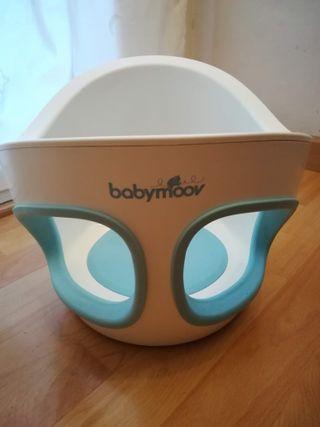Sillón de baño bebé Babymoov Aquaseat