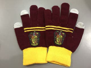 Guantes Harry Potter Gryffindor