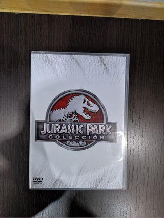 Colección Jurassic Park