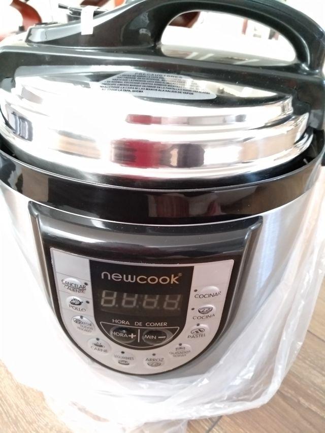 Olla programable- robot de cocina