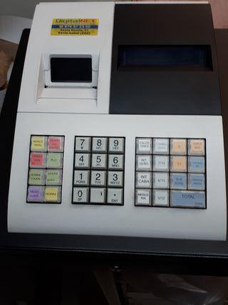 caja registradora ecr campos ER-057