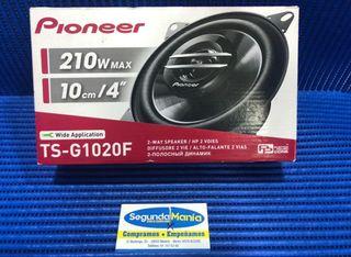 Altavoces de coche m Pioneer TS-G1020F