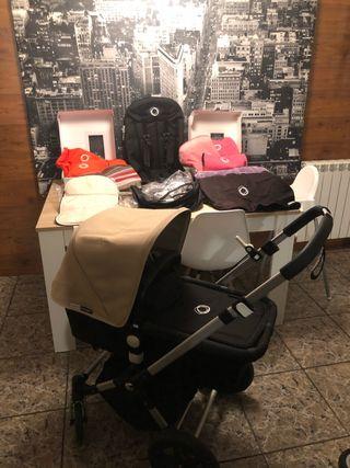 Oferta superpack bugaboo camaleon 3