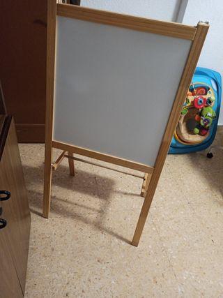 pizarra de niños Ikea