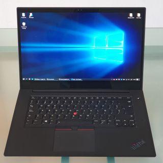Portátil / workstation Lenovo ThinkPad X1 Extreme