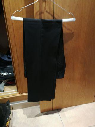 vendo traje negro