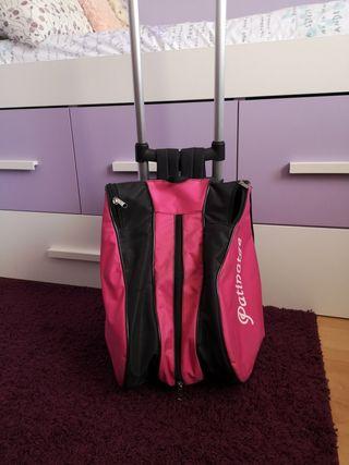 maleta para patines