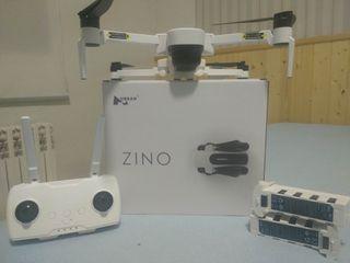 DRONE SEMI-PROFESIONAL - HUBSAN ZINO H117S -