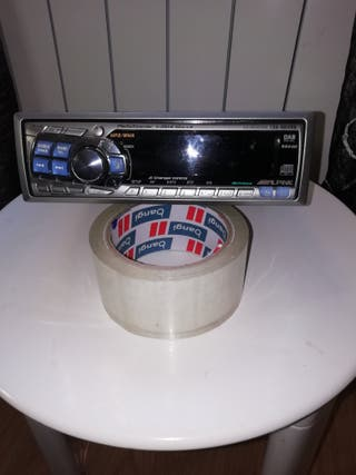 se vende radio CD alpine