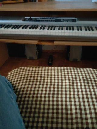 teclado controlador Studiologic