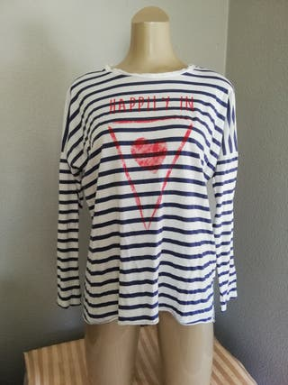C1. camisetas de zara talla XL