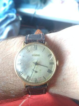 Reloj Duward antiguo