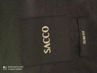 Traje chaqueta negro (nuevo)