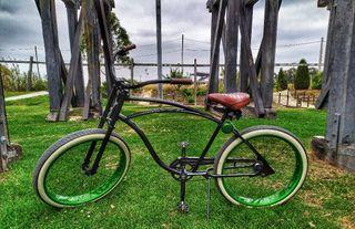 bicicleta custom electra