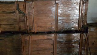 palets tablas madera