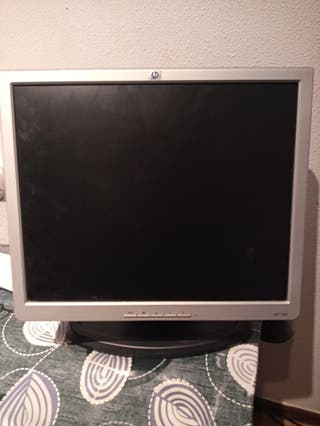 monitor ajustable en altura hp
