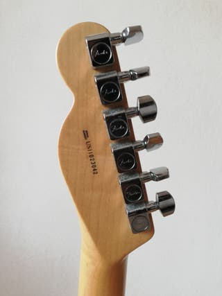 Guitarra Fender Telecaster Thinline '69 Americana