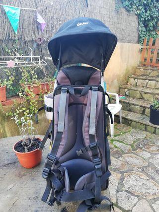 mochila porta bebé / niño para senderismo / trekki