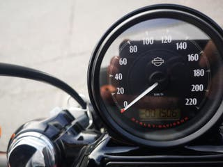 Harley Davidson Sportster Forty Eight Special A2