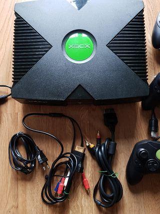 Consola Xbox Clásica