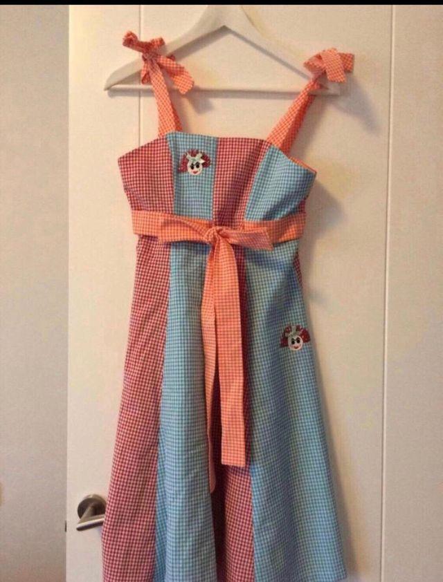 Vestido Divina Providencia. Talla 38