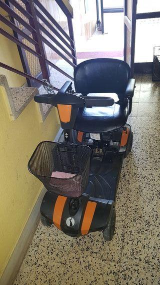 scooter movilidad reducida