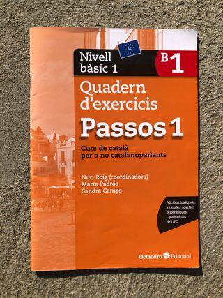 Libro Passos B1 Catalan