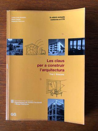 Les claus per construir l'arquitectura: PRINCIPIS