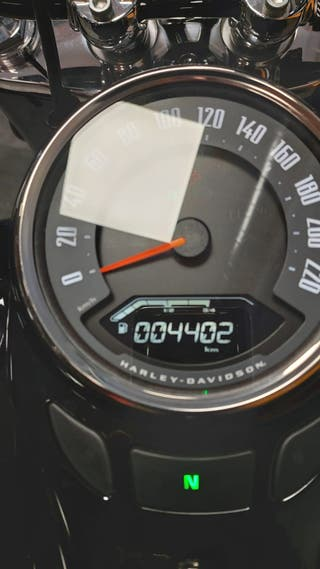 Harley Davidson Heritage Classic 114