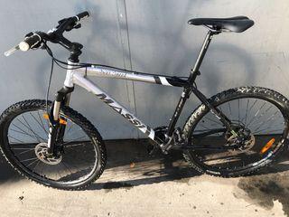 """Bicicleta MTB MASSI OVERSPEED 26"""""""