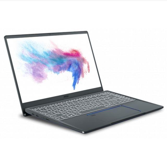Portátil Ultrabook MSI Prestige 14 A10SC-012ES