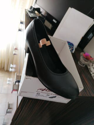 zapatos de flamenco talla 30