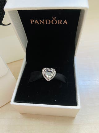 Charm Pandora original con ticket