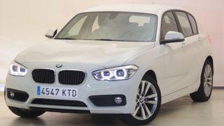 BMW Serie 1 118i automático NAVY 2019