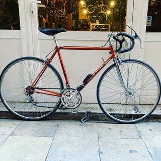 Bicicleta carretera Gitane T54 clásica