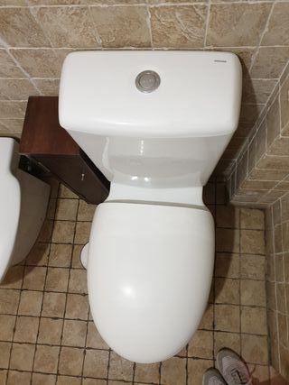 WC y bidé de diseño bellavista.