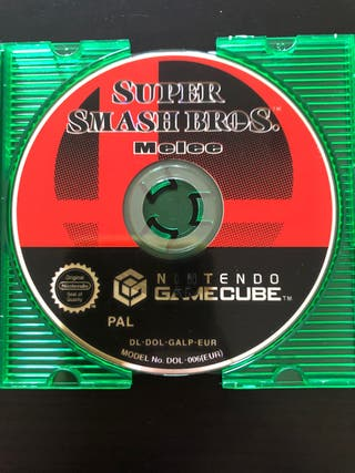 Videojuego Super Smash Bros. Melee