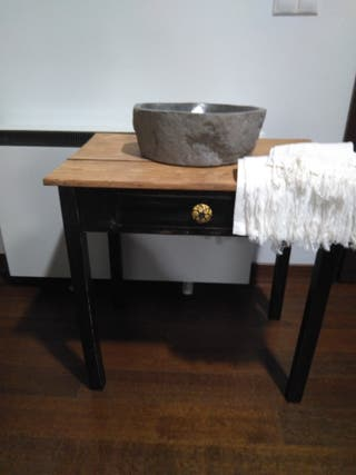 Mesa mueble baño